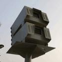 户外大功率智能动态数字投影灯图片