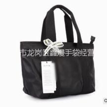 龙岗  2017夏季新款鳄鱼图案手提包 购物袋