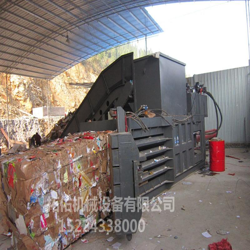 立式纸壳液压打包机厂家,半自动纸壳液压打包机供应,全自动纸壳液压打包机报价