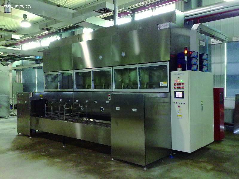 六工位回转式超声波清洗机厂家