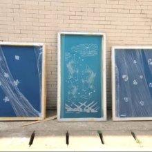 昆明玻璃丝印网版经销商 厂家直销玻璃丝印网版 昆明市丝印网版现货批发