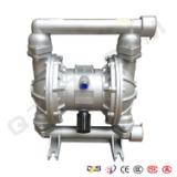 启正水泵 专业生产隔膜泵气动隔膜泵 QBK40不锈钢气动隔膜泵