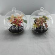玻璃圆球罩图片