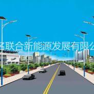 广州市政太阳能路灯工程改造方案图片