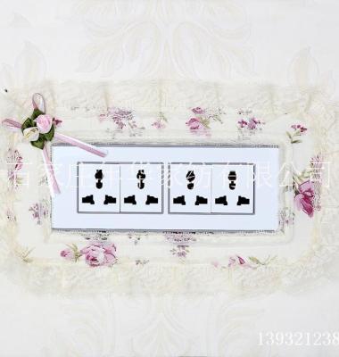 118型开关贴插座罩墙贴保护套图片/118型开关贴插座罩墙贴保护套样板图 (3)