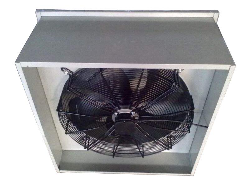 XBDZ型低噪声方形壁式轴流风机
