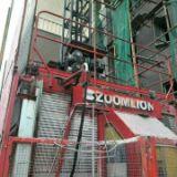 转让中联施工电梯100米高