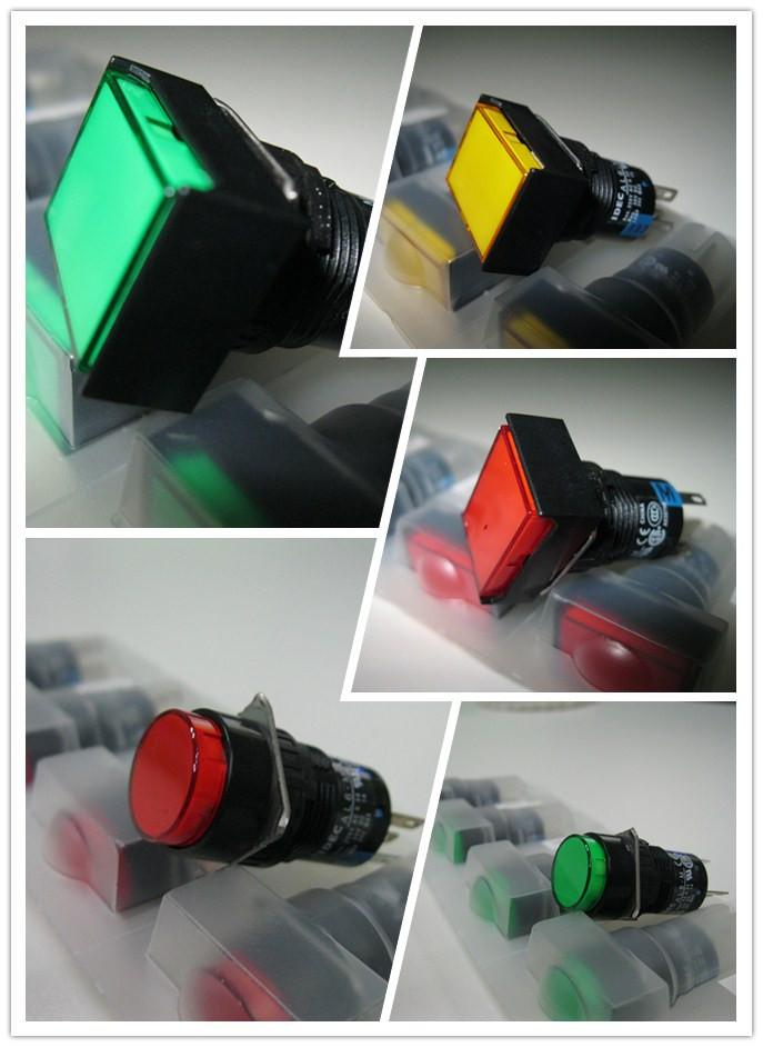 IDEC 和泉AL IDEC 和泉AL系列照明按钮开关
