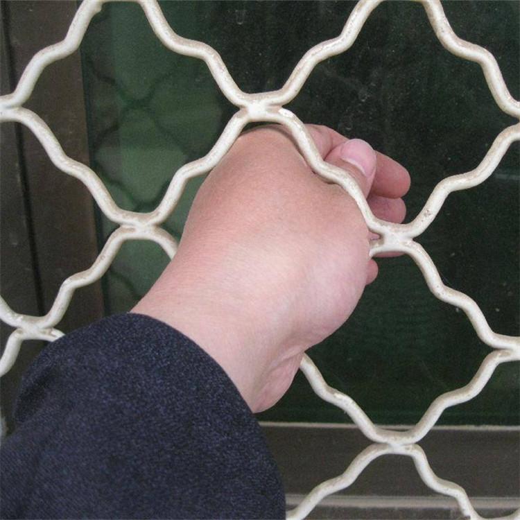 厂家专业定做安装 美格网 菱形网 防盗网 狗笼网