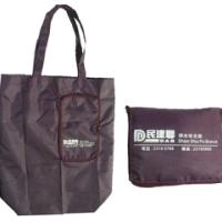 惠州工厂专业加工定制折叠购物袋 创意礼品袋子可印广告字