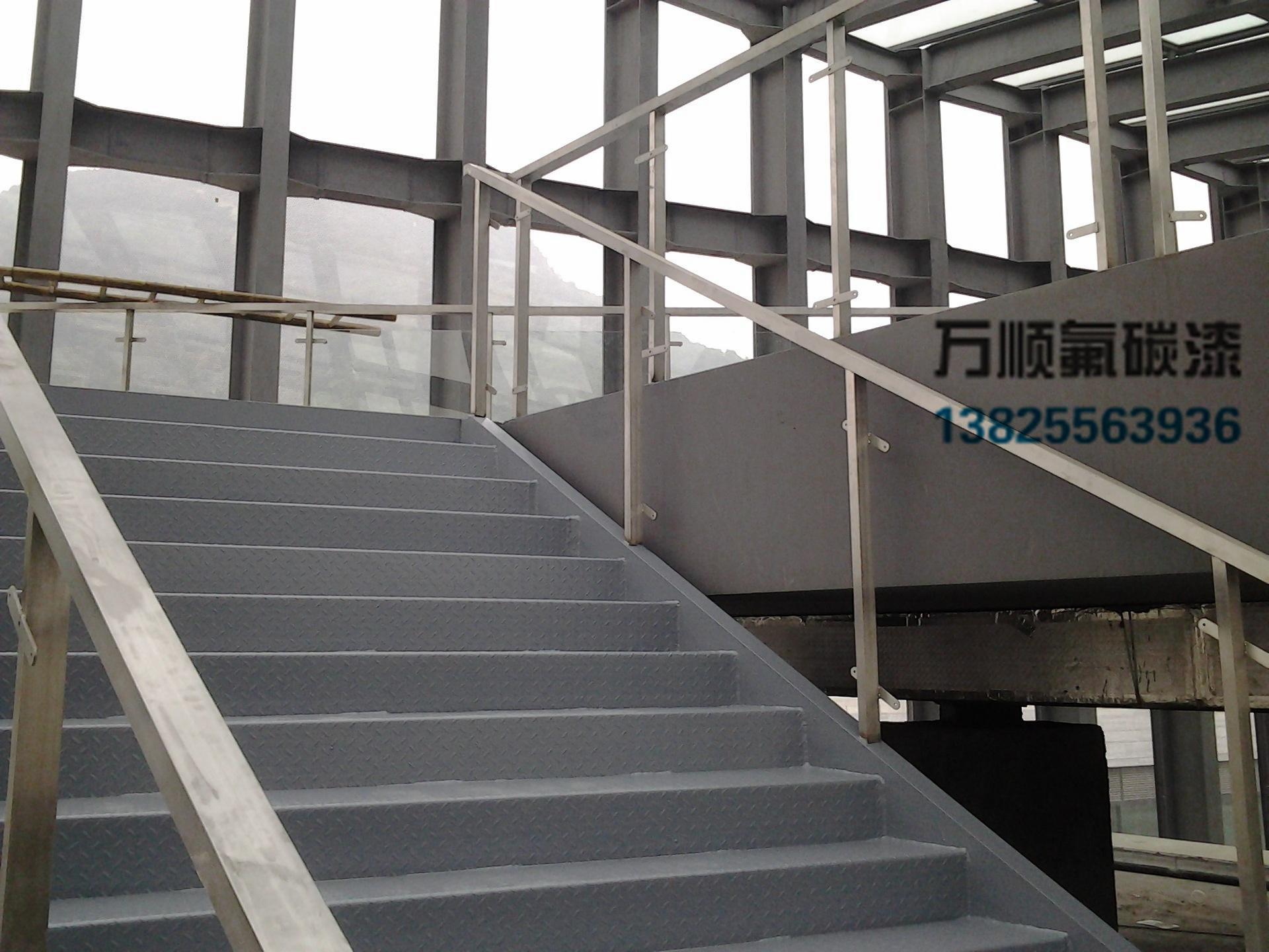 金属氟碳漆ws-ft7氟碳漆生产厂家