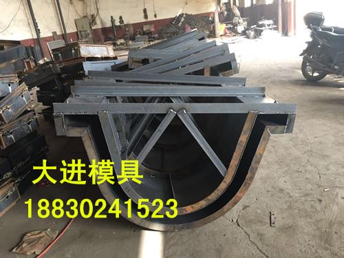 流水槽钢模具,U型,梯形,任何尺寸规格,大进模具厂家