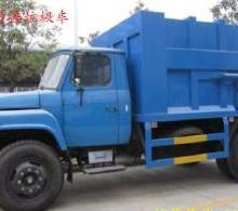 广州东风140尖头对接式垃圾车压缩垃圾车图片
