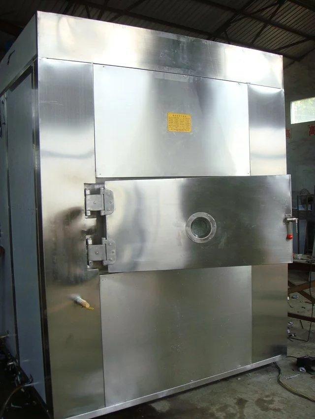 真空微波干燥设备 牛肉酱真空微波干燥设备