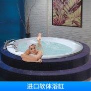 进口软体浴缸图片