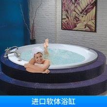 北京一品宏源国际科贸供应各大品牌进口软体浴缸卫浴洁具soft浴缸图片