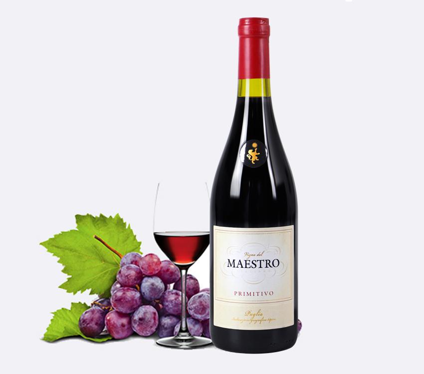 深圳葡萄酒进口商专营意大利原瓶进口葡萄酒意酒会行业领先 米斯庄普米帝沃普利亚 红葡萄酒