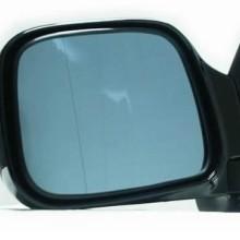 汽车后视镜位于汽车头部的左右两侧,已及汽车内部的前方。汽车后视镜反映汽车后方、侧方和下方的情况,使驾驶者可以间接看清楚这批发