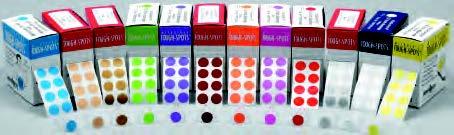 美国Diversified Biotech公司离心管盖圆型低温标签