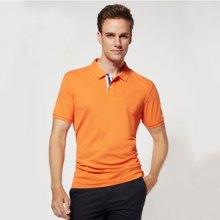 爆款夏季 短袖桑蚕棉Polo 生产定做 企业文化服装 现货供应 欢迎订购 桑蚕棉POLO衫图片