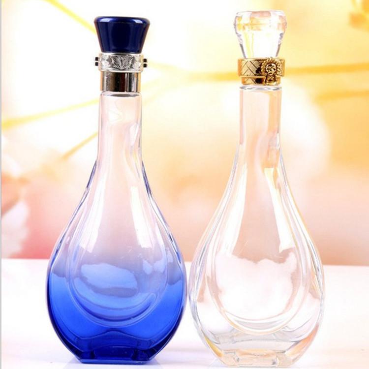 厂家直销白酒瓶玻璃酒瓶洋酒瓶