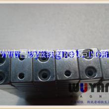 环形圆形直孔沉头孔双面磁性镀锌镍环氧工业玩具工具工艺品包装医疗电子环保强力磁铁磁钢磁块磁片吸铁磁石图片