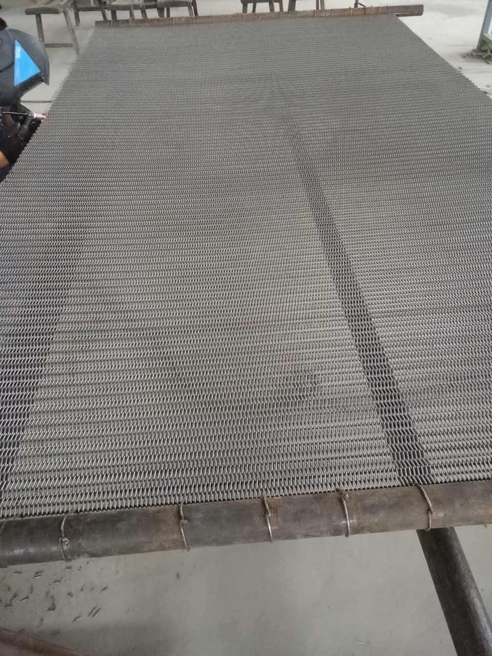 德州不锈钢链网报价 301S网带直销 不锈钢网带厂家 德州314网带