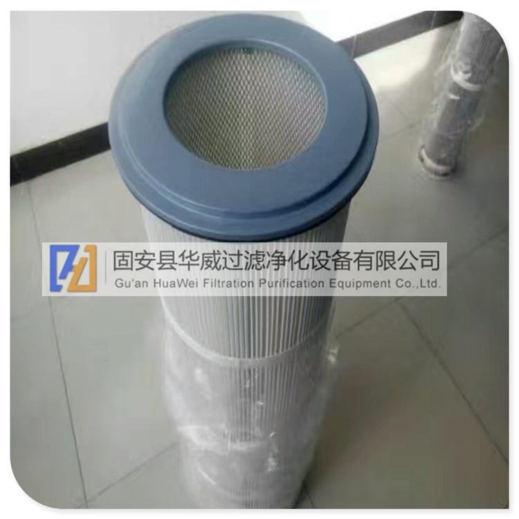 华威厂家现货销售 防油防水325*900除尘滤芯 3590粉尘滤筒