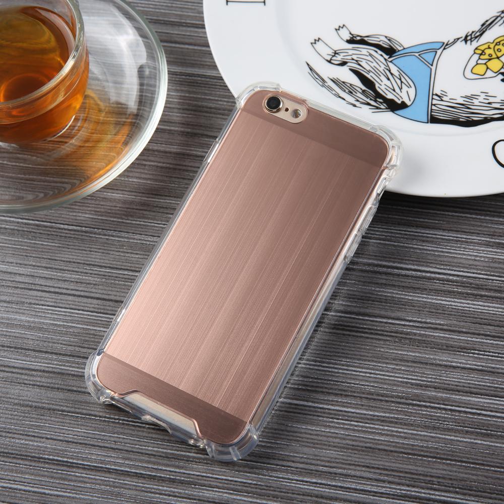 苹果iphone6防摔拉丝手机壳厂家批发价格优惠   苹果6防摔拉丝手机壳价格优惠