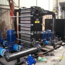 供应强制湍流换热机组 板式换热机组、换热器采暖设备批发