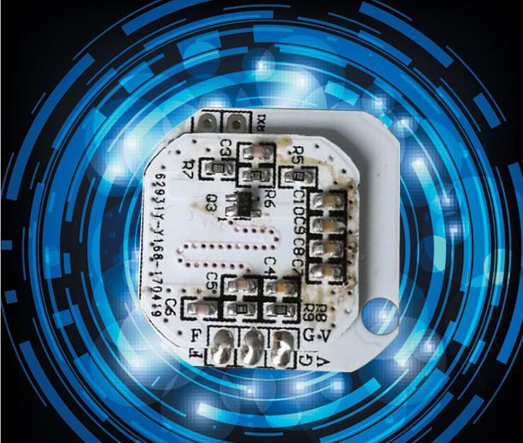 5.8G微波模块产雷达感应模块雷达感应高频感应器高灵敏度低功耗 微波感应模块生产