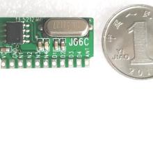 低功耗学习码超外差无线接收模块J06C低功耗学习码超外差无线接收模块批发