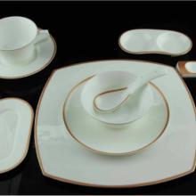 前厅摆台后厨用瓷盘前厅摆台后厨用瓷盘厂家批发定制