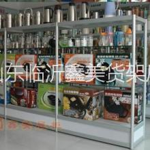 超市中导货架高级精品展示柜厂家直销超市中导货架饮料烟酒展示柜 样品货柜图片
