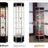 六角旋转饰品展示柜饰品展柜 手机货柜展示架货柜厂家直销展示柜
