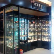 手机饰品展示柜厂家直销玻璃展示柜手机饰品玻璃展示柜