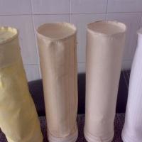 覆膜涤纶针刺毡除尘布袋 厂家供应覆膜涤纶针刺毡除尘布袋