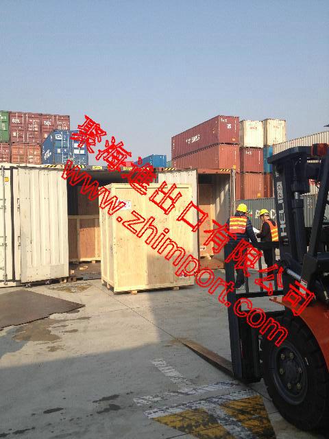 台湾净化机器免关税进口报关清关海运直航