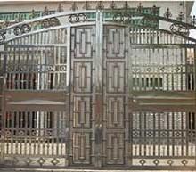 自动感应门,不锈钢广告牌,不锈钢护栏,不锈钢门,停车场管理山西不锈钢批发