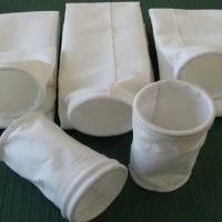 厂家供应亚克力针刺毡除尘布袋除尘虑袋涤纶针刺毡除尘布袋除尘器布