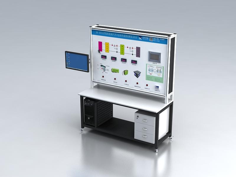 济南 星科 汽车电池性能试验台 实训设备