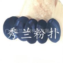 广州粉扑纯棉植绒粉扑散粉定妆粉用大勾气垫粉扑葫芦水滴粉扑植绒粉扑图片