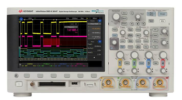 品牌,销售回收DSO-X3012A、 DSO-X3014A数字示波器
