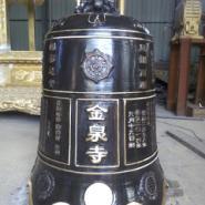 铜雕钟图片