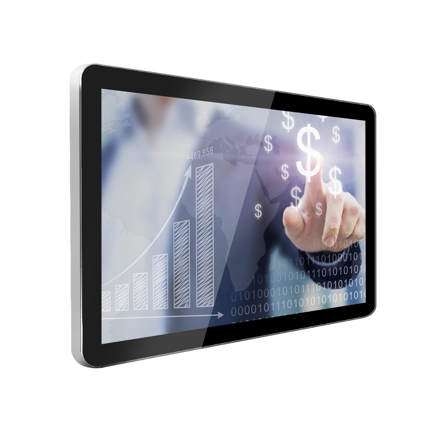 厂家直销液晶广告机安卓版品质保证