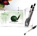 广州创意圆珠笔展示架批发 有机玻璃台历展示架供应 圆珠笔展示架哪家好