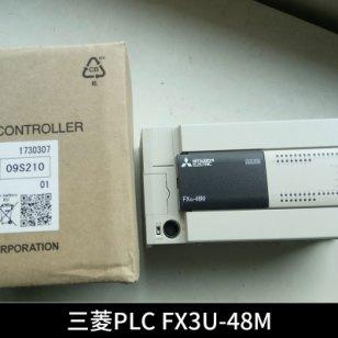 中山菱安达代理三菱plc fx3u-48m伺服电机可编程控制器|三菱plc fx3u
