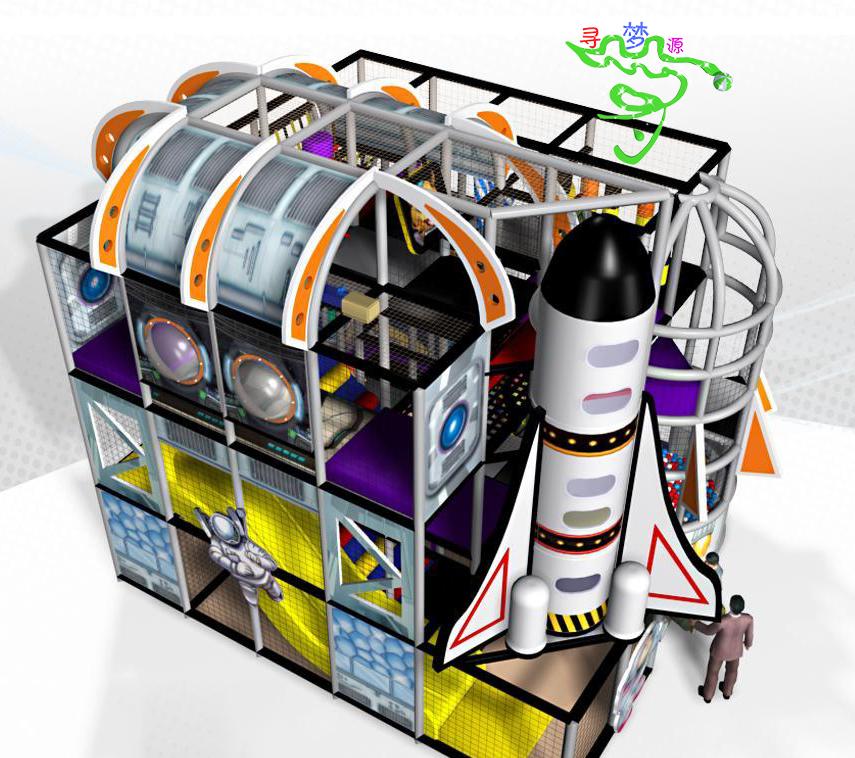 淘气堡太空系列 太空系列 孩乐城堡供应商  淘气堡太空系列厂家