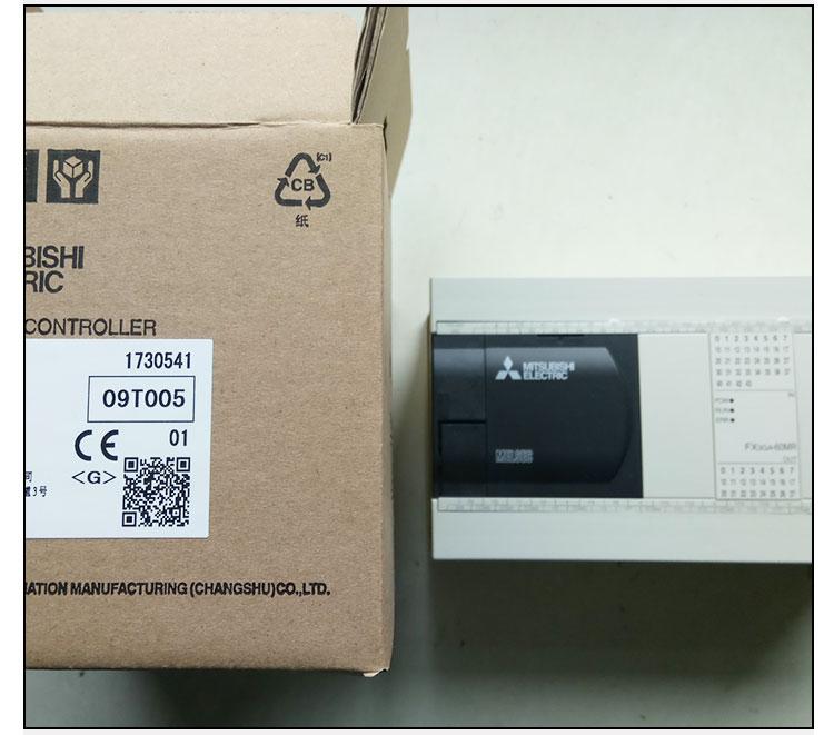 供应中山三菱PLC  三菱FX3GA-60MR-CM