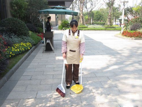 住宅小区保洁公司、供应住宅小区保洁、住宅小区保洁价格